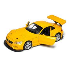 XE MÔ HÌNH SẮT TỈ LỆ 1/32 BMW Z4 GT-KDW (VÀNG)