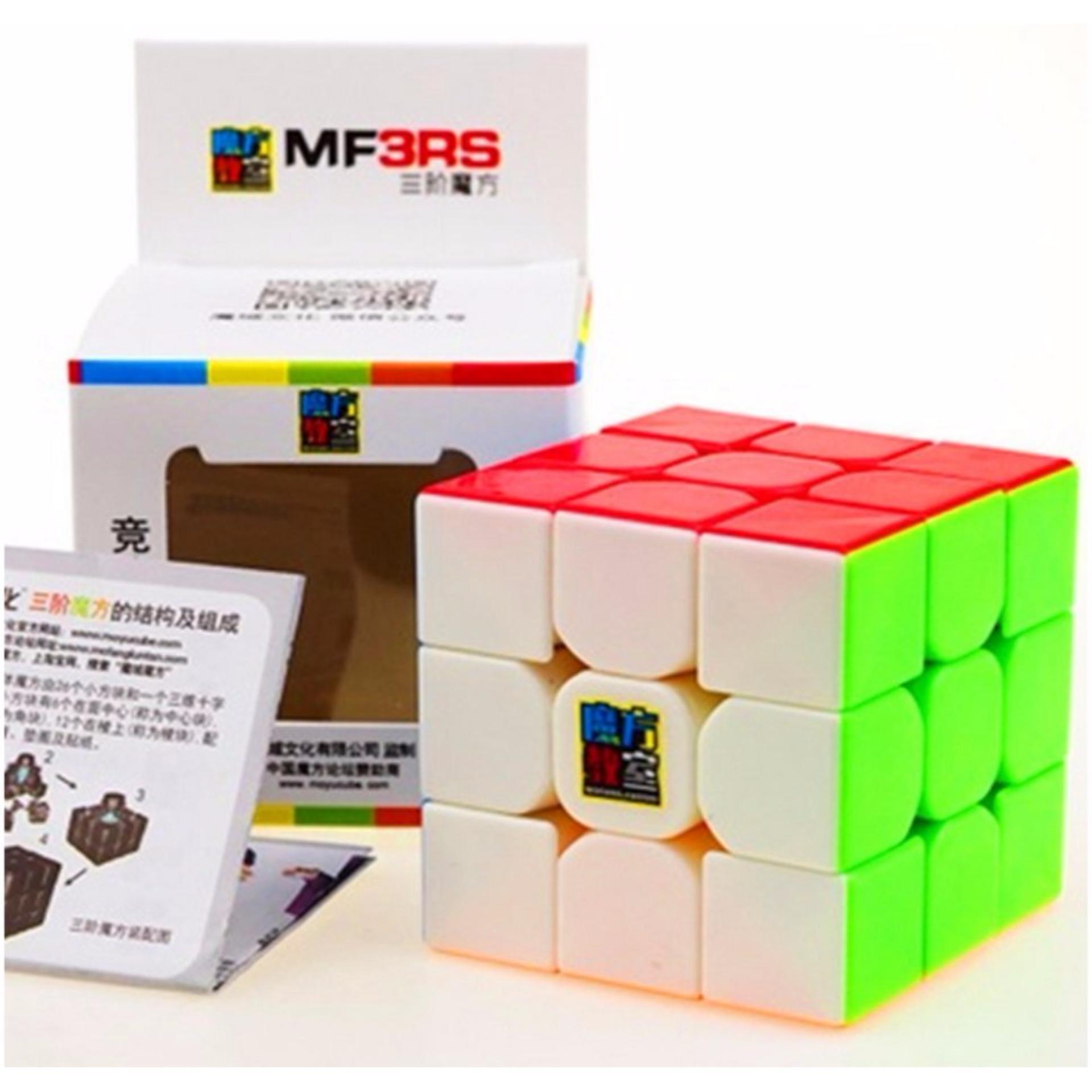 MoYu MoFangJiaoShi 3×3 MF3RS Stickerless