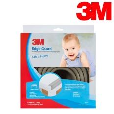 Nẹp cạnh bàn an toàn cho bé 3M chiều dài 1m màu Xám nhập khẩu Hàn Quốc