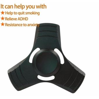 New Hand Spinner Aluminum Fidget Spinner - intl