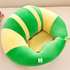 Newworldmall* Baby Safety Guarantee Baby Soft Learn Sitting Back Chair Cushion Sofa Training Inflatable Seat Nursing