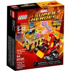 Người Sắt Đại ChiếnThanos LEGO SUPERHEROES – 76072 (94 chi tiết)