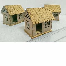 Nhà ghép gỗ