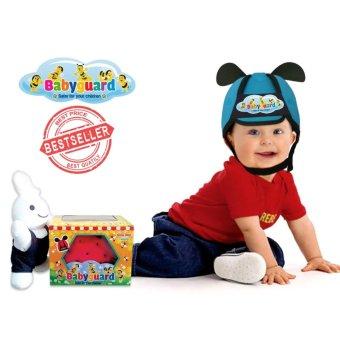 Nón thời trang bảo vệ bé hàng hiệu Babyguard - 5