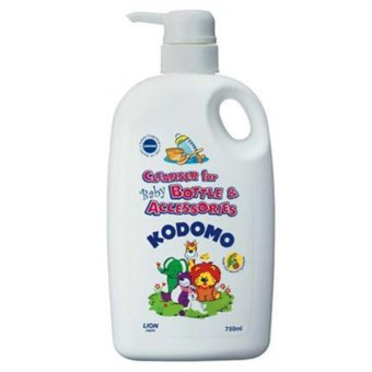 Nước rửa bình sữa Kodomo 750ml - dạng chai