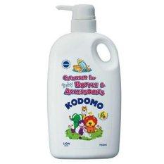 Nước rửa bình sữa Kodomo 750ml – dạng chai