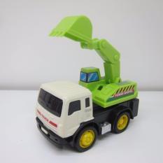 Ô tô chạy đà 33 Shovel Car máy xúc (13 cm) nhập khẩu Nhật Bản