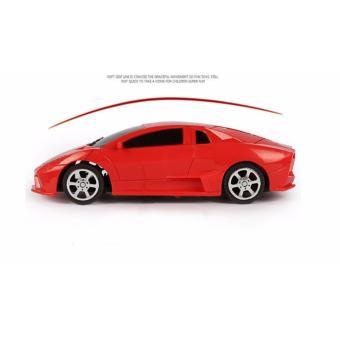 Ô tô điều khiển từ xa cho bé (đỏ )