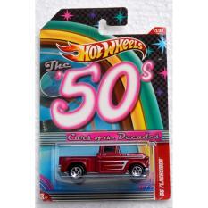 Ô tô tải mô hình tỉ lệ 1:64 Hot Wheels Cars Of The Decades '56 Flashsider ( Màu Đỏ )