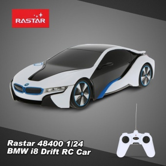 Original Rastar 48400 1/24 BMW i8 Drift RC Car - intl - 8363960 , NO128TBAA68U4LVNAMZ-11525683 , 224_NO128TBAA68U4LVNAMZ-11525683 , 530000 , Original-Rastar-48400-1-24-BMW-i8-Drift-RC-Car-intl-224_NO128TBAA68U4LVNAMZ-11525683 , lazada.vn , Original Rastar 48400 1/24 BMW i8 Drift RC Car - intl