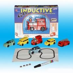 Oto đồ chơi cảm biến chạy theo nét bút vẽ – Inductive Toys Car