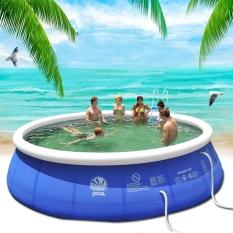 Ngoài trời Bơi Bơm Hơi Chèo Đò Bể Vườn Họ Bể Bơi Phao Trẻ Em & Phụ Kiện-quốc tế