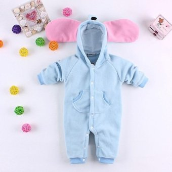 PAlight Fancy Animal Baby Romper Toddler Costume (Elephant) - intl