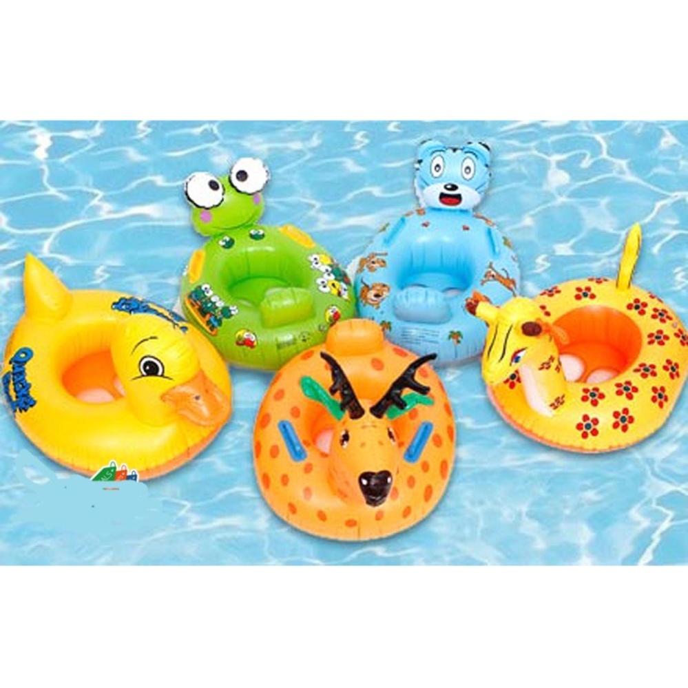 Phao bơi trẻ em hình thú ngộ nghĩnh