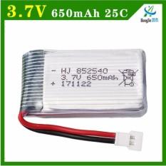Pin Cho Máy Bay Điều Khiển Dung Lượng Cao 3.7V 650mAh (X5, X5S, X5C,X5SW..)