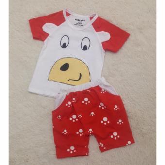 Quần áo trẻ em CityKids BTE027 (Màu xám) - 3