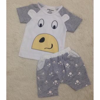 Quần áo trẻ em CityKids BTE027 (Màu xám) - 2