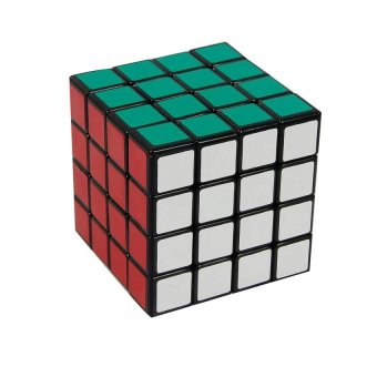 RHS 4x4x4 Matte Sticker Brain Toy Rubik