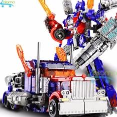 Robot biến hình ôtô Transformer cao 22cm mẫu Optimus Prime 6699-7
