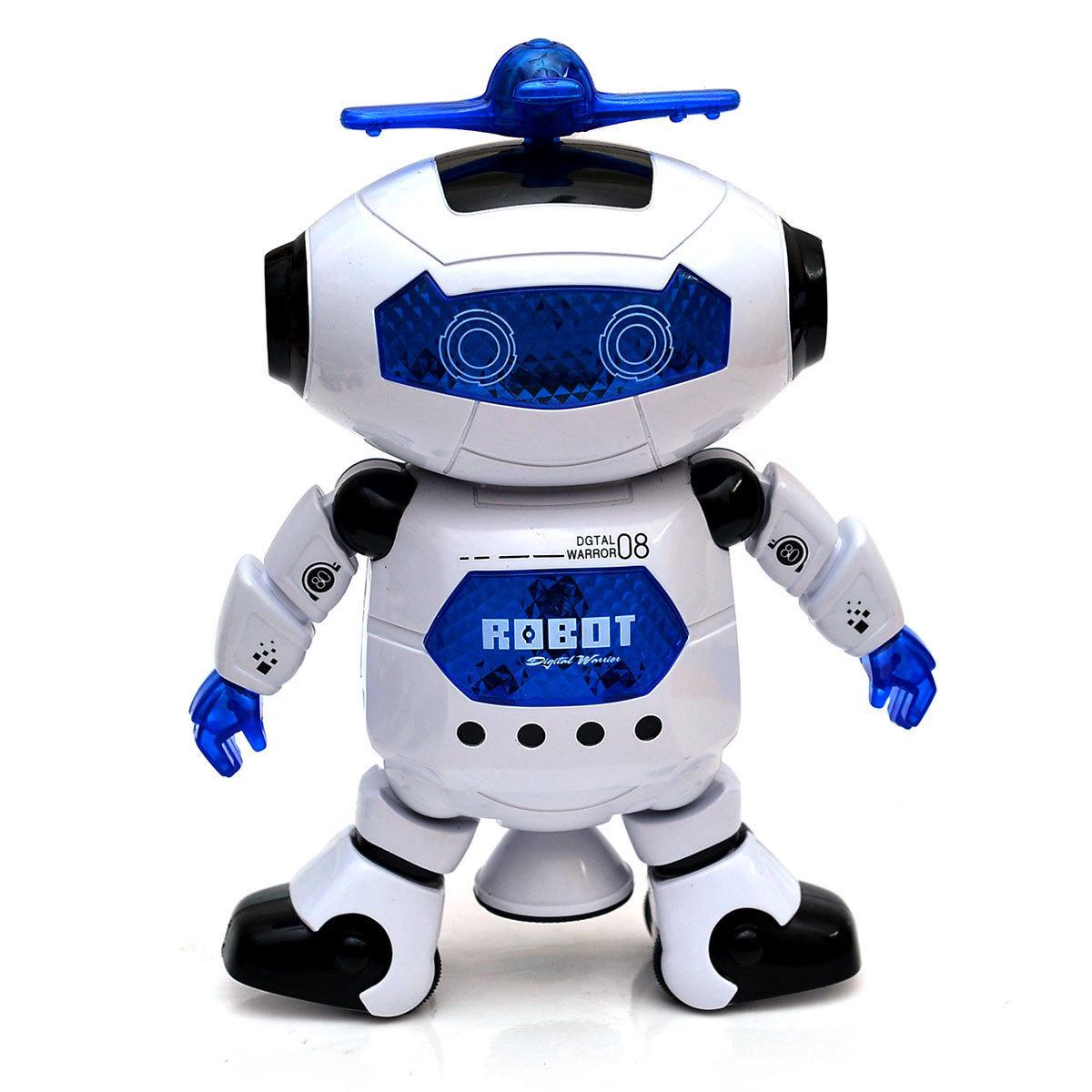 Robot thông minh xoay 360 độ LZ444-2