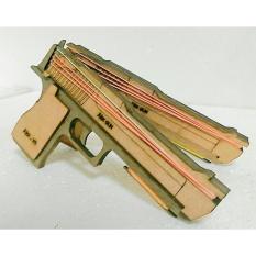Rubber gun x 2
