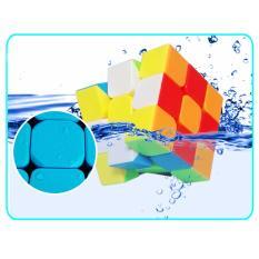 Rubik sắc màu siêu trơn, siêu bền