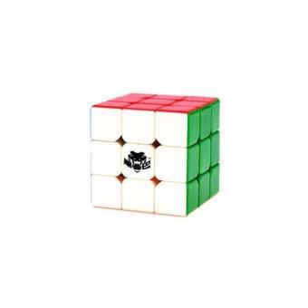 Rubik Trơn 3×3 Qiyi Mamba 4-2Cm Stickerless