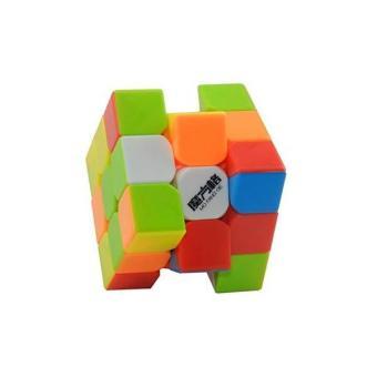 Rubik Trơn 3X3 Qiyi Thunderclap V1 Stickerless