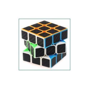 Rubik Trơn 3X3 Zcube Carbon