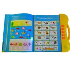 Sách điện tử song ngữ Anh – Việt 2in1 cho trẻ BenHome