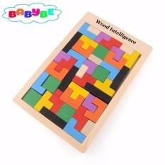 Đồ Chơi Phát Triển Tư Duy Tetris Cho Bé Babybe