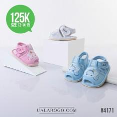 Sandal tập đi cho bé Uala&Rogo #4171