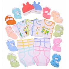 Set 37 món đồ cho bé sơ sinh từ 0 đến 3 tháng tuổi
