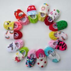 Set 5 đôi giày vải cho bé gái