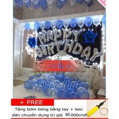 Sét bong bóng sinh nhật trang trí nhiều mẫu – Diệp Linh