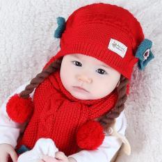 Set khăn mũ cho bé