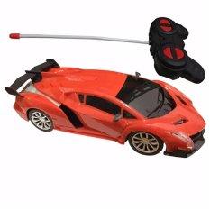 Siêu xe ô tô điều khiển từ xa 1:20 RC Top Speed (Màu Đỏ)