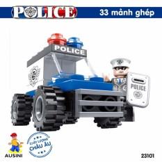 Sở cảnh sát Ausini 23101 (33 mảnh ghép)