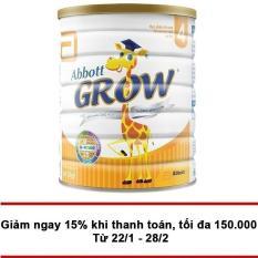 Sữa bột Abbott Grow 4 ( G-Power) Hương Vani 1,7KG