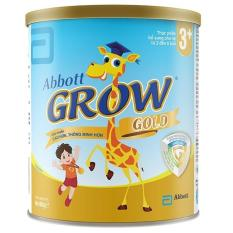 Sữa bột Abbott Grow Gold 3+ Hương Vani 400g