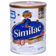 Sữa bột Abbott Similac IQ Plus số 3 900g (1-2 tuổi)