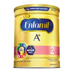 Sữa bột Enfamil A+ 2 DHA+ và MFGM 900g