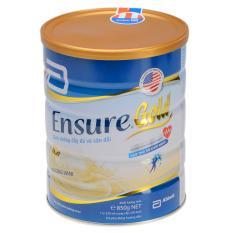 Sữa bột Ensure Gold 850g (hương vani)