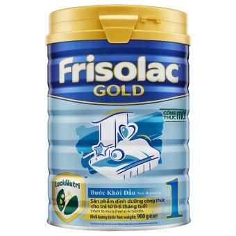 Đánh giá Sữa bột Frisolac Gold 1 900g.  uy tín, chất lượng