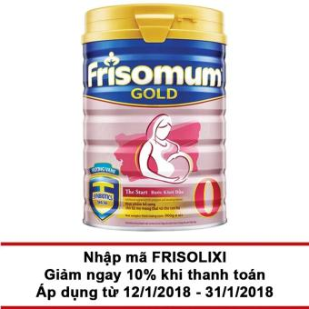 Sữa bột Frisomum Gold hương vani 900g