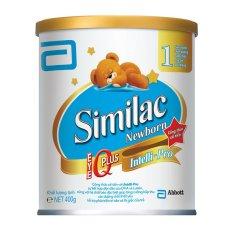 Sữa bột Similac Newborn IQ 400G