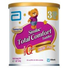 Sữa bột Similac Total Comfort 3 Hương Vani 360G