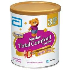 Sữa bột Similac Total Comfort 3 Hương Vani 820G