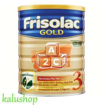 Sữa Friso Gold 3 1,5Kg
