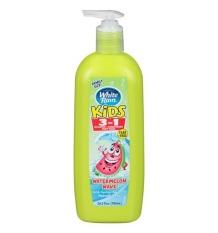 Sữa tắm gội kids 3in1 White Rain hương Watermelon Ware 783 ml (xanh)